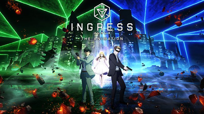 Ingress anime serien begynder 17 oktober