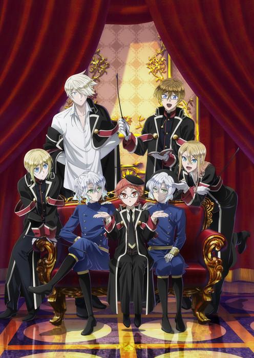 The Royal Tutor anime får en helt ny anime film til februar