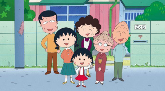 8. Chibi Maruko-chan – 284