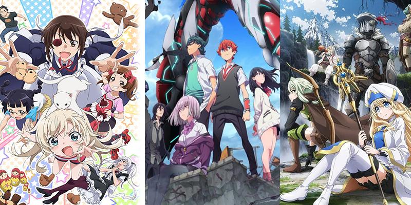 De mest lovende efterår 2018 anime ifølge japanske fans