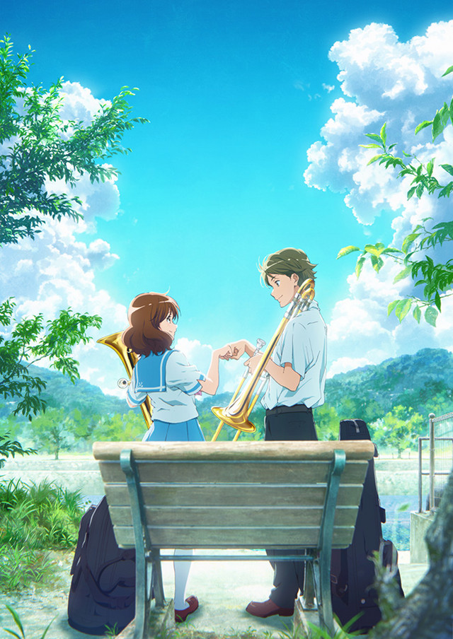 Sound! Euphonium the Movie ~Oath of the Finale~ anime film trailer og info