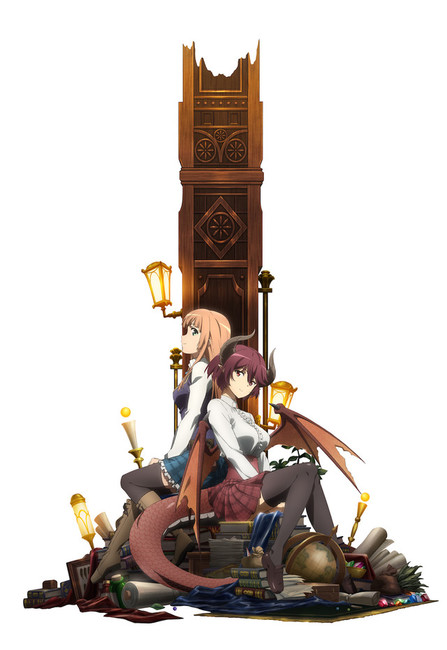 Manaria Friends TV Anime Trailer
