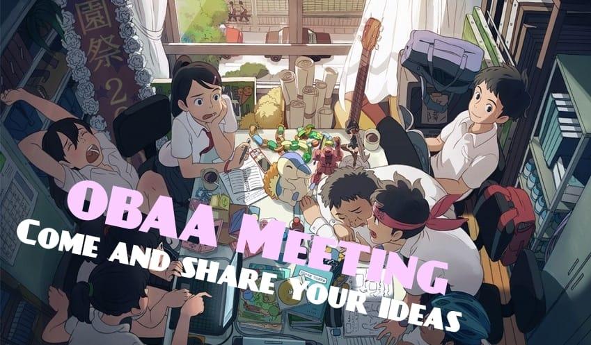 OBAA Meeting