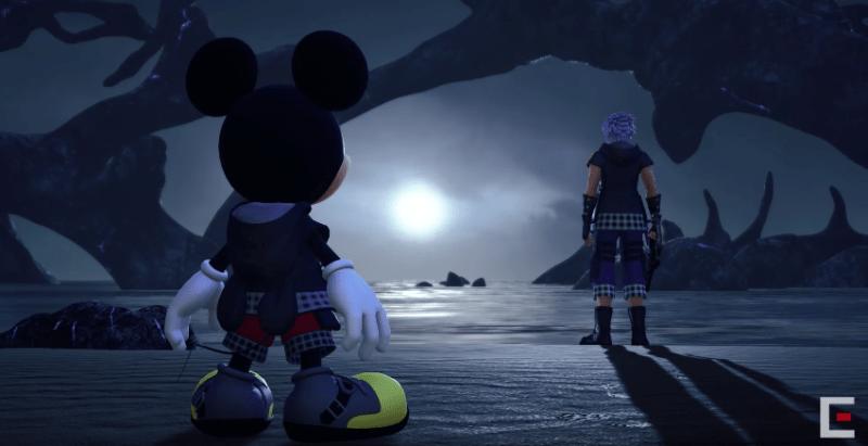 Utada Hikaru og Skrillex laver Kingdom Hearts III musik
