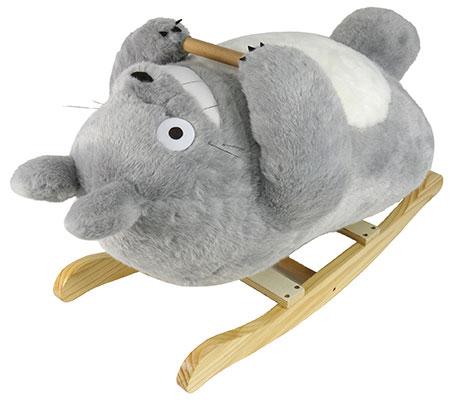 My Neighbor Totoro Rocking-Horse Totoro