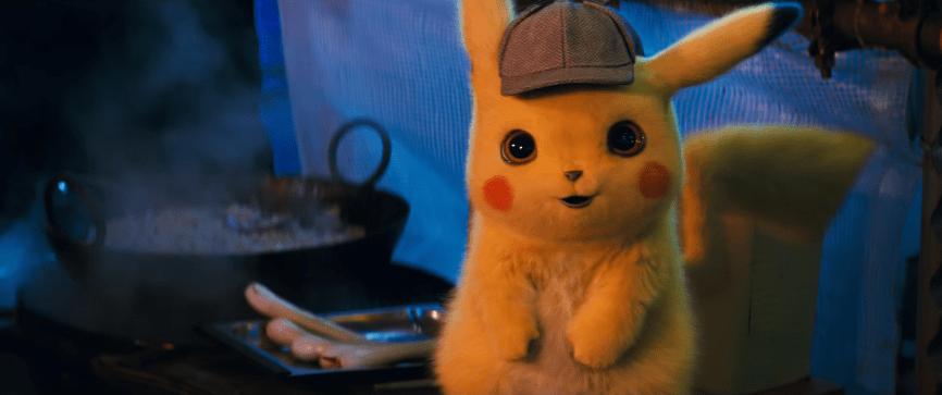 Detective Pikachu filmen får en efterfølger