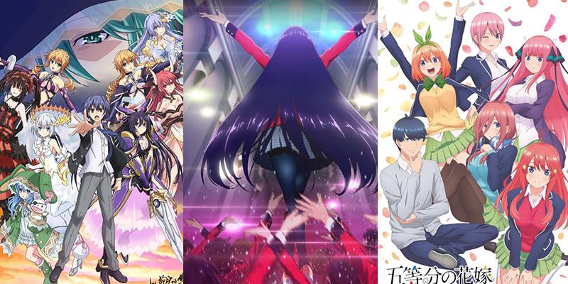 De bedste vinter 2019 anime ifølge japanske fans