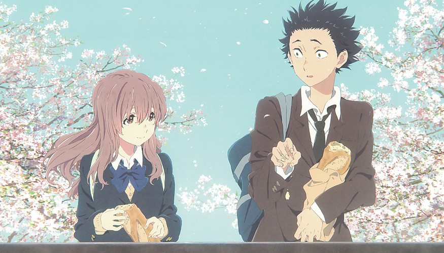 AIOdense – Fredag 1 marts 2019 – Filmaften, A Silent Voice