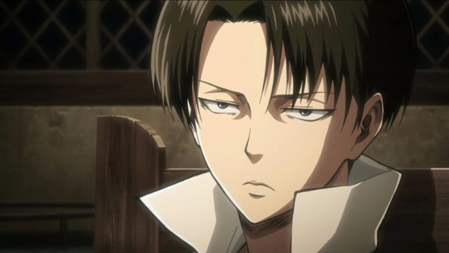 18. Levi (Attack on Titan) – 80