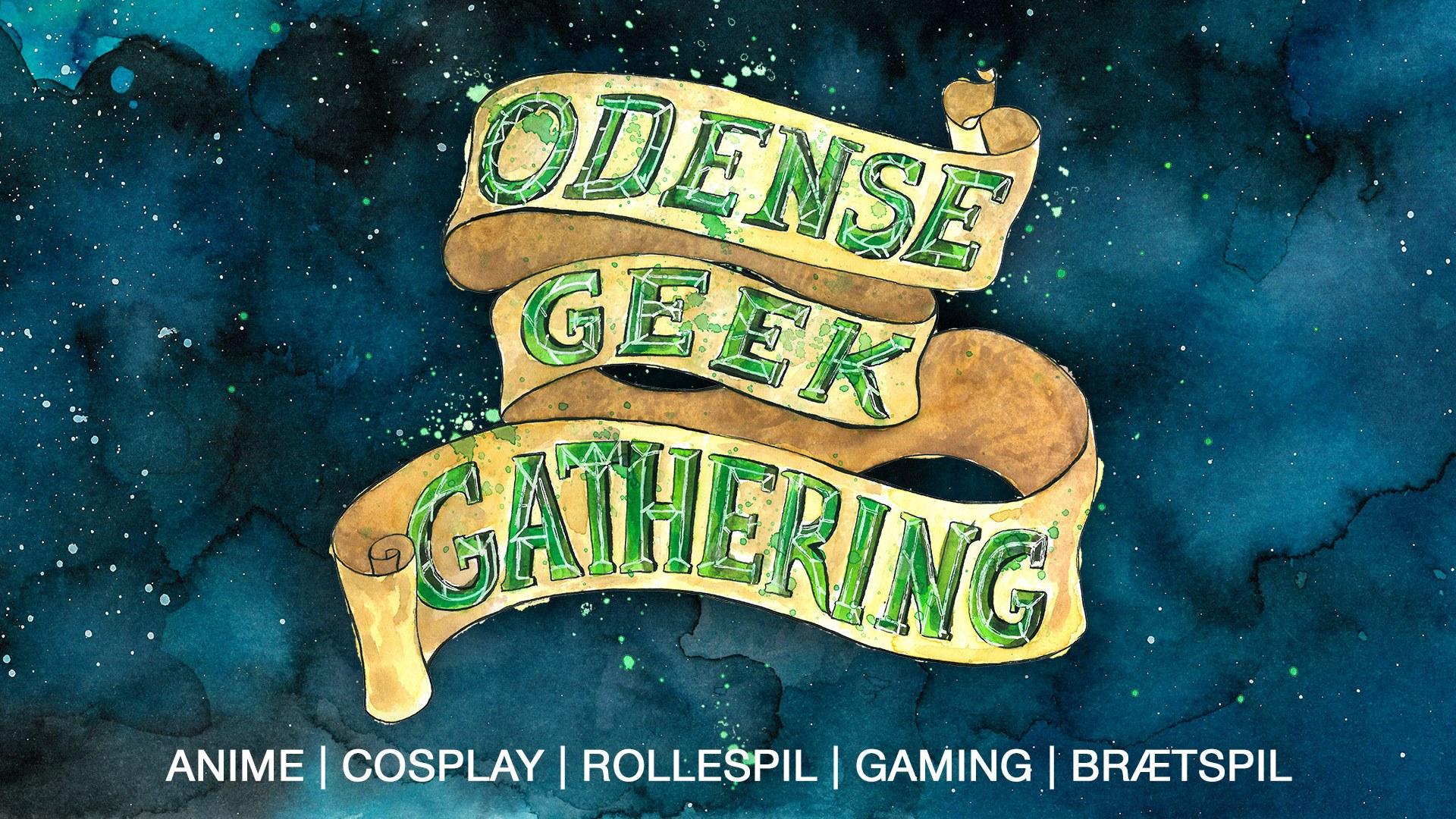 Lørdag 16 februar 2019 – Odense Geek Gathering