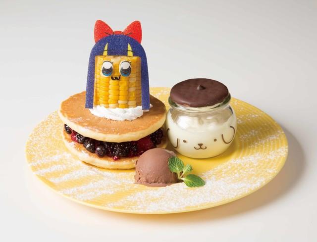 Pop Team Epic samarbejder med Sanrio om samarbejds café