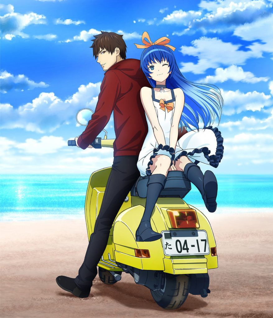 AIOdense – Fredag 12 april 2019 – Forårssæson starter og vi kigger på de nye animeer