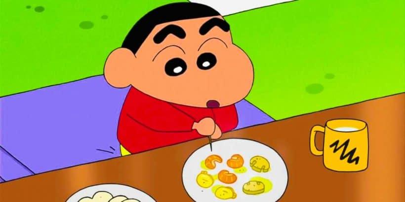 1. Shinnosuke Nohara (Crayon Shin-chan)