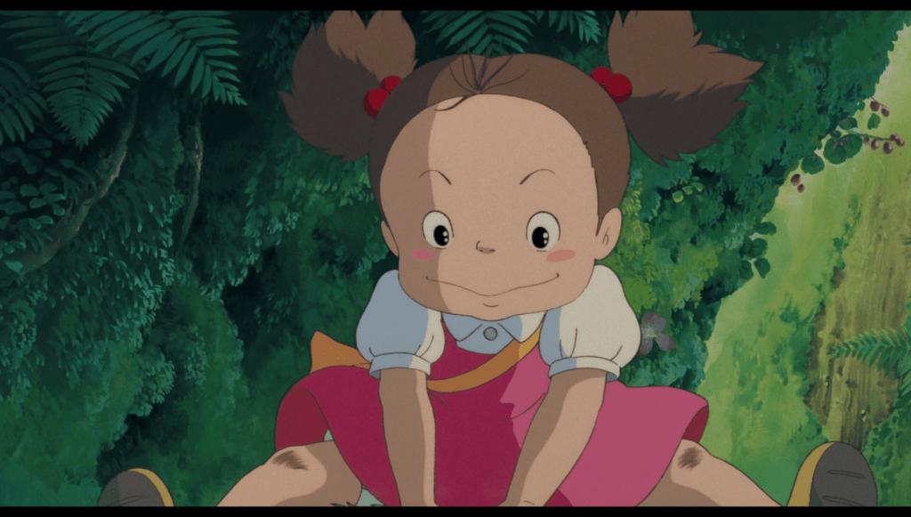 8. Mei Kusakabe (Totoro)