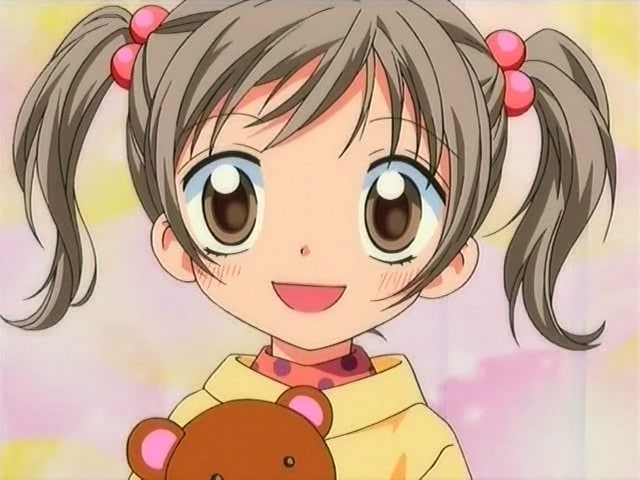 9. Yuzuyu Sakashita (Aishiteruze Baby)
