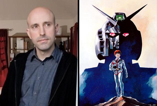 Brian K. Vaughan skriver manuscript til live-action Gundam film