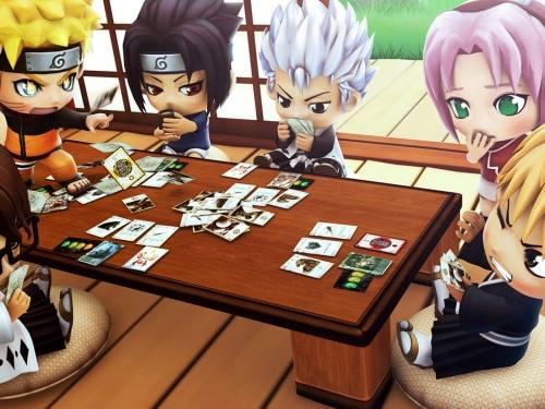 Anime Kita - Brætspilsaften 2019