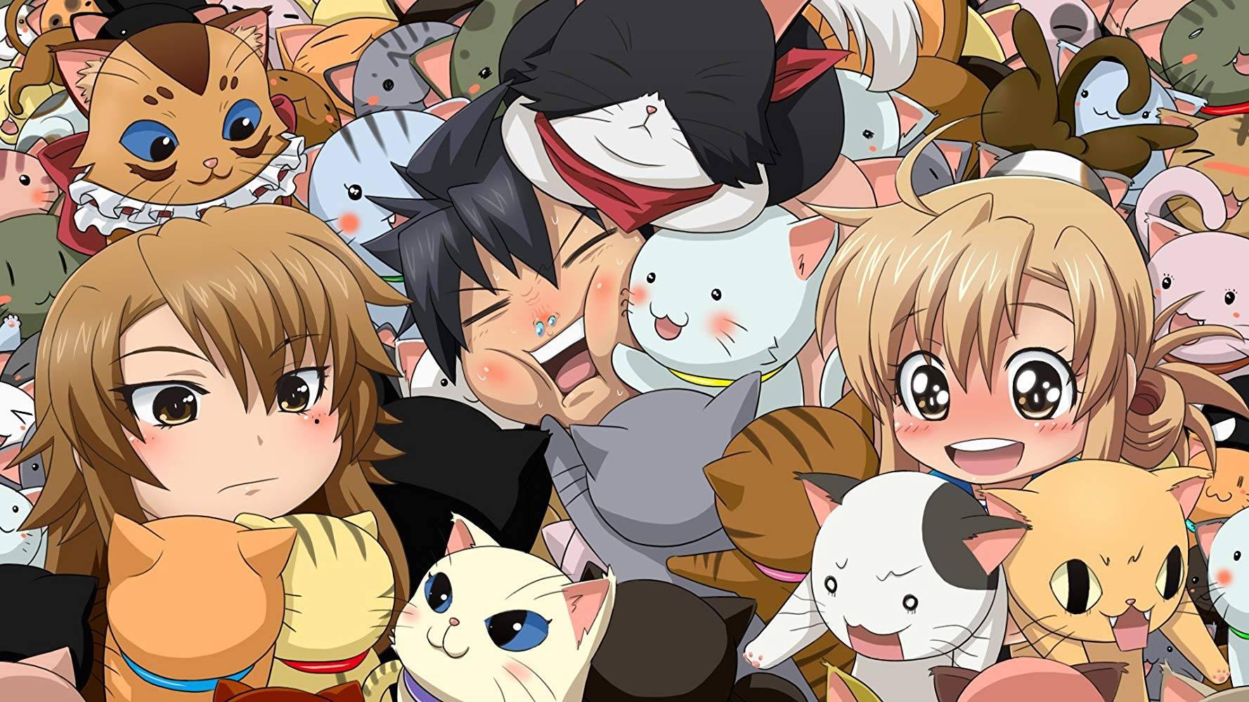 Lørdag 16 marts 2018 - Anime Kita - Fastelavn