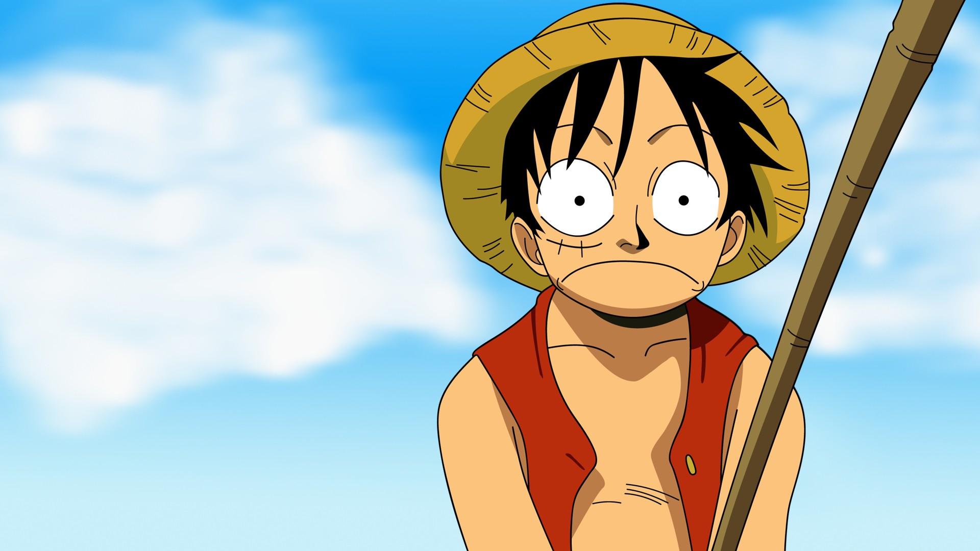 3. Monkey D. Luffy (One Piece)