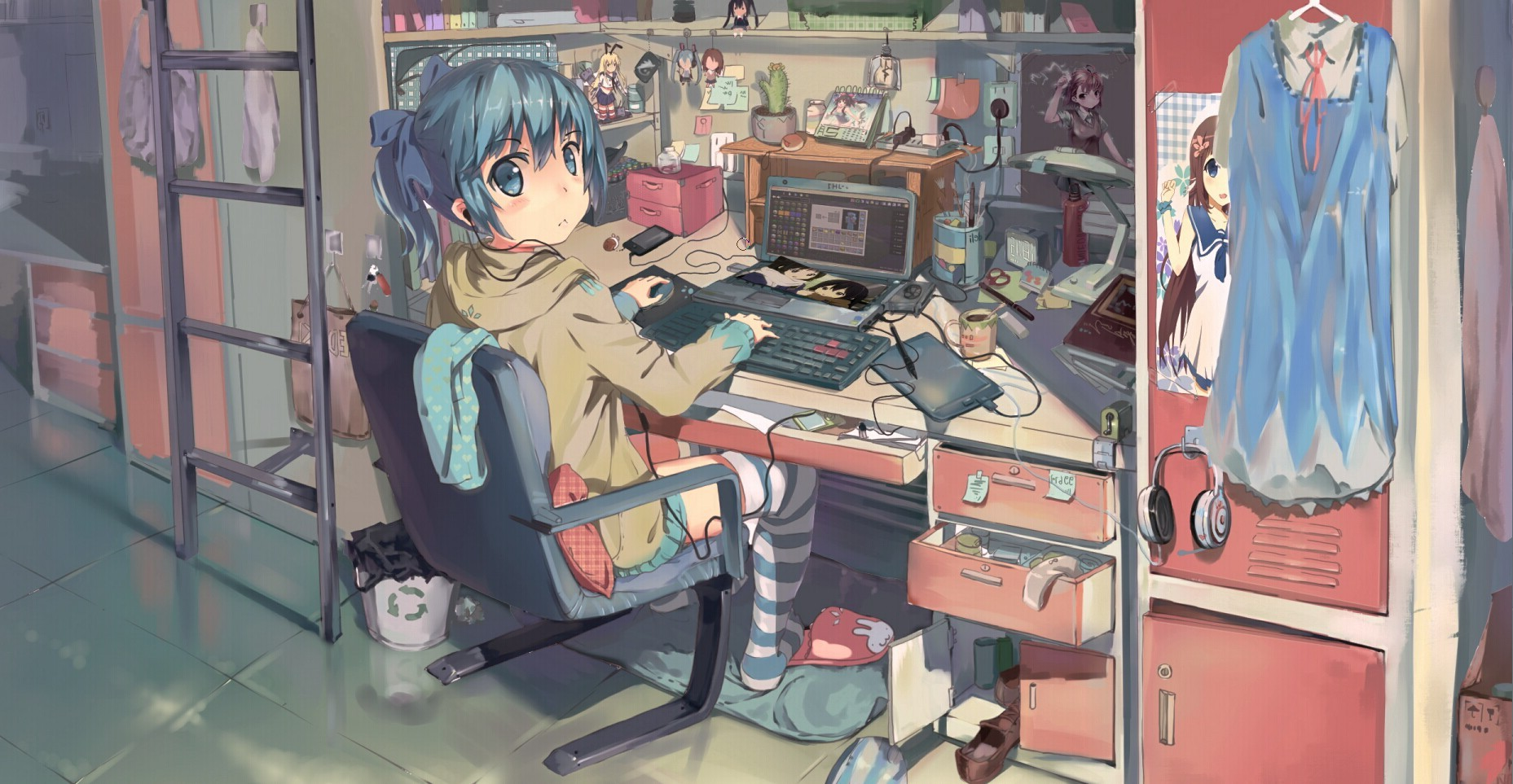 Hvad jeg ellers laver med anime april 2019