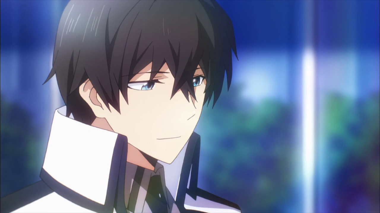 8. Tatsuya Shiba (The Irregular at Magic High School)