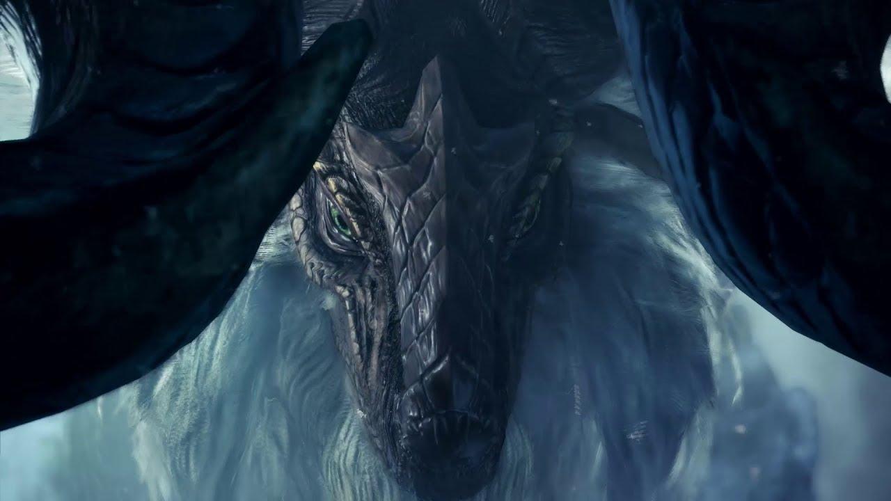 Monster Hunter: World spil Iceborne expansion trailer