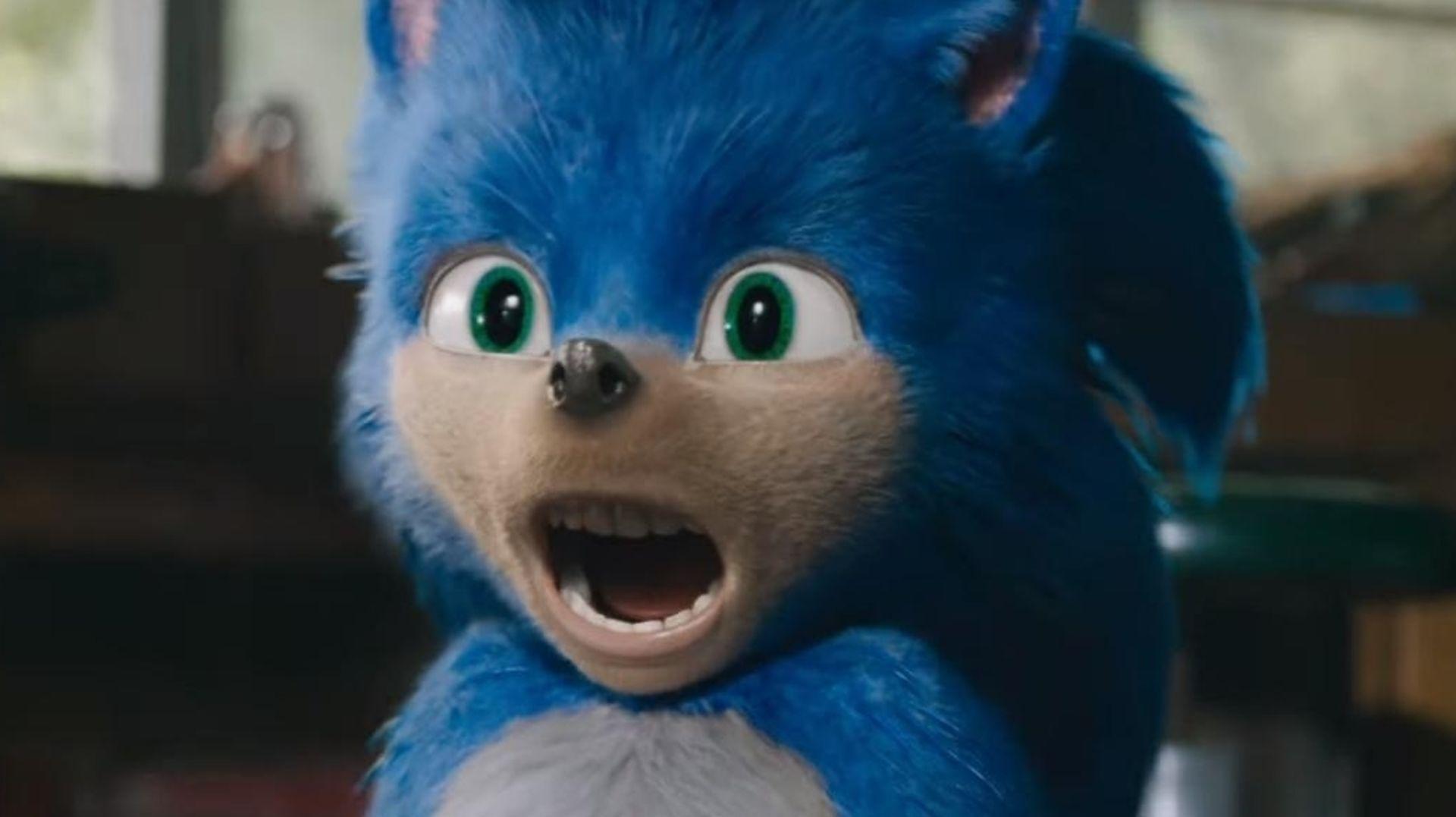 Sonic The Hedgehog film designs ændres efter kritik