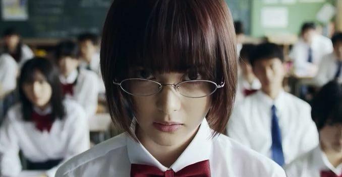 Aku No Hana Live Action Film Teaser