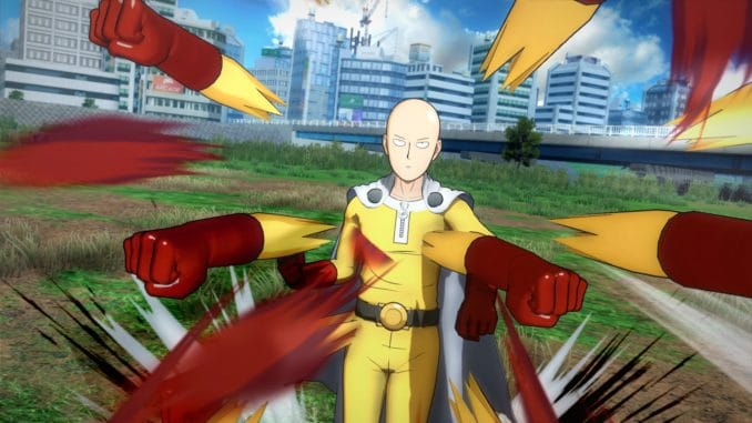 One Punch Man: A Hero Nobody Knows – Character Trailer
