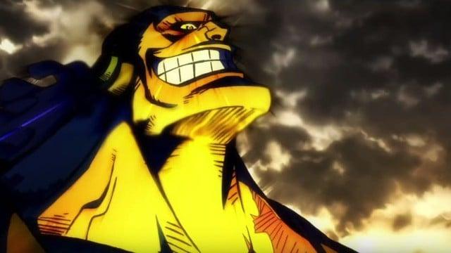 One Piece STAMPEDE Anime Film Teaser Trailer
