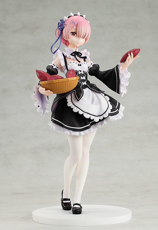 Re:ZERO -Starting Life in Another World- Ram: Tea Party Ver. 1/7