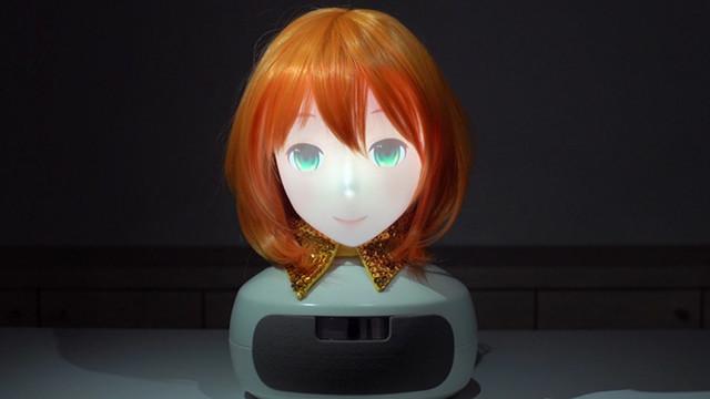 Bandai samarbejder med svensk firma om at lave en robot anime pige