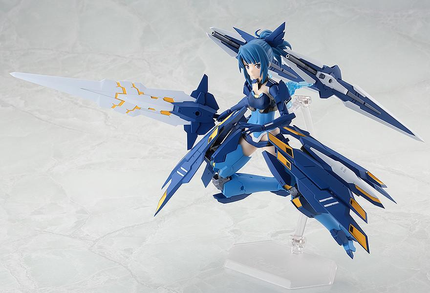 Alice Gear Aegis figma Rei Takanashi