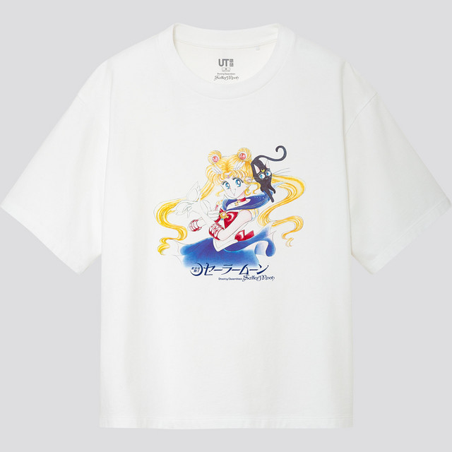 Uniqlo får Sailor Moon bluser