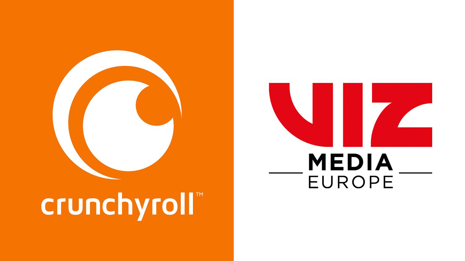 Crunchyroll og VIZ Media Europe slår sig sammen