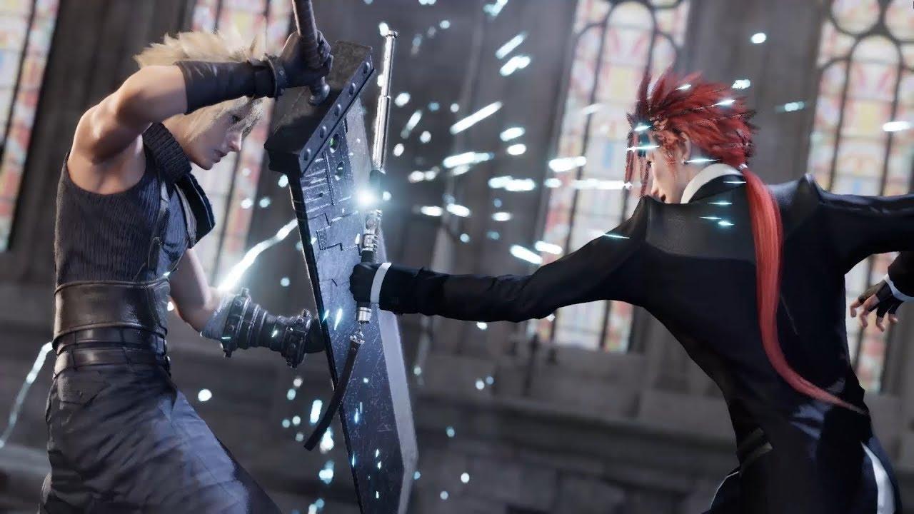 Final Fantasy VII Remake Tokyo Gameshow 2019 Trailer