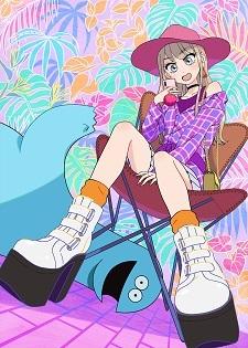 Gal to Kyouryuu mangaen får TV anime og live-action til april 2020