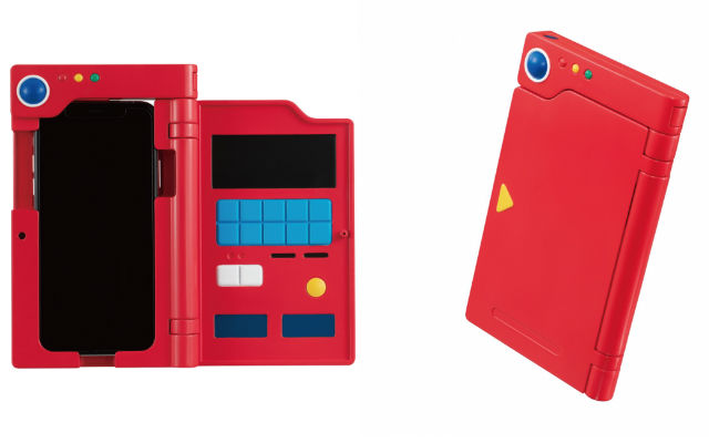 Pokedex smartphone case