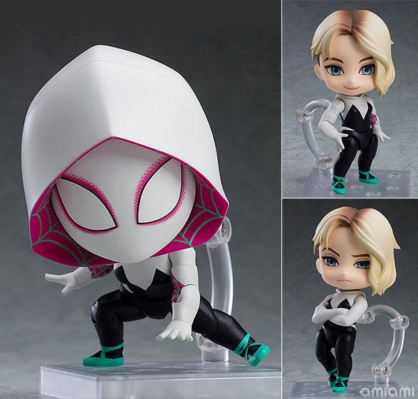 Nendoroid Spider-Man: Into the Spider-Verse Spider-Gwen Spider-Verse Ver.