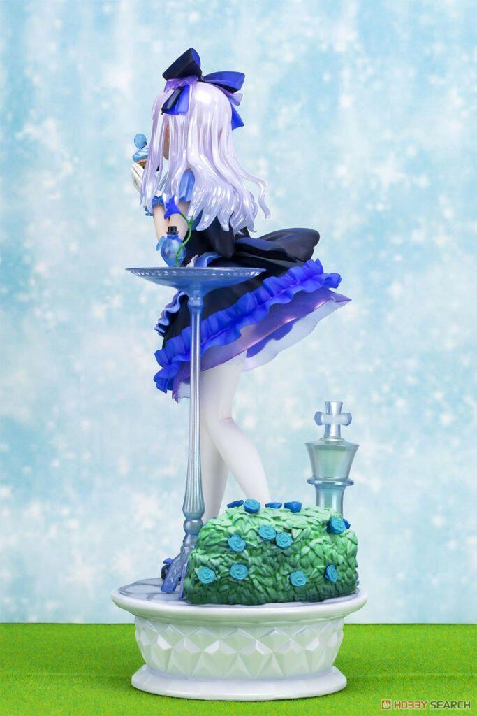 Fuzichoco Original Illustration [Alice in Blue]