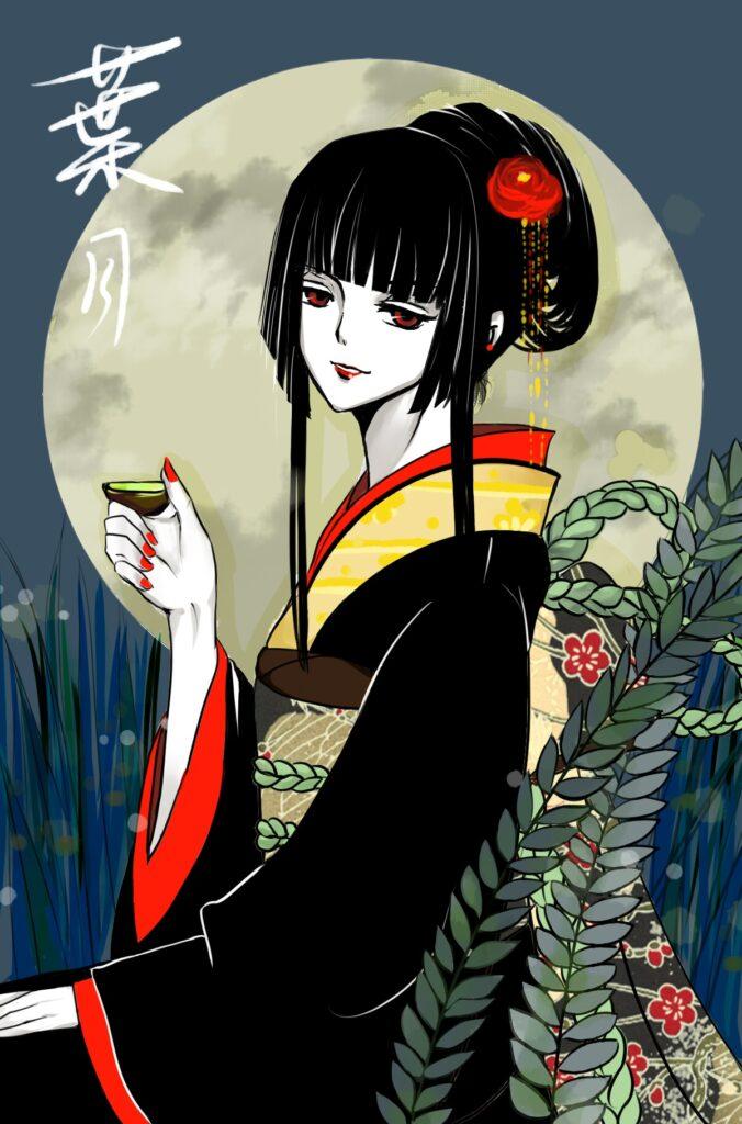 4. Yuuko Ichihara (xxxHOLiC)