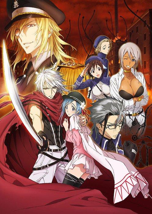 Plunderer Anime Promo Video 4