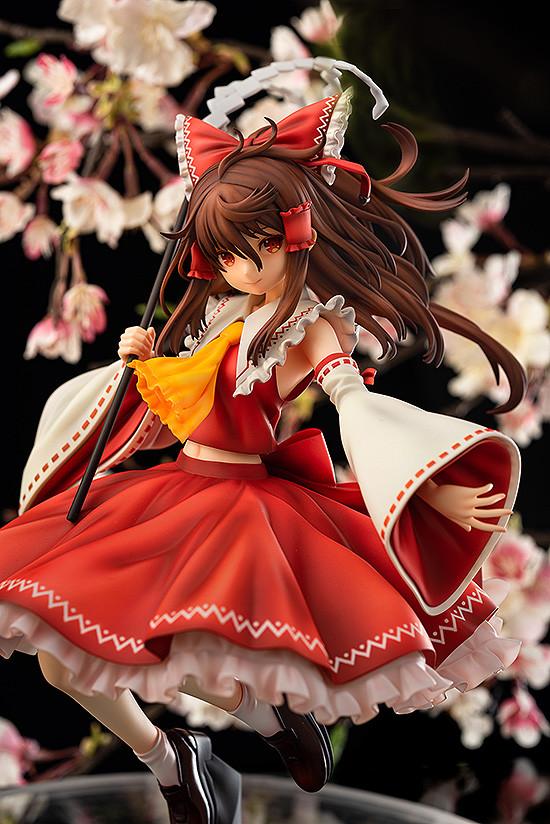 Touhou - Reimu Hakurei: Genji Asai Ver.