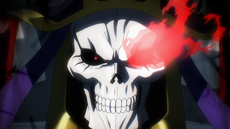 3. Madhouse (Overlord)