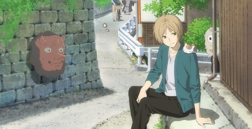 4. Brain's Base (Natsume's Book of Friends)