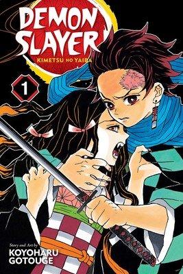 Demon Slayer er næst bedst sælgende manga i 2019