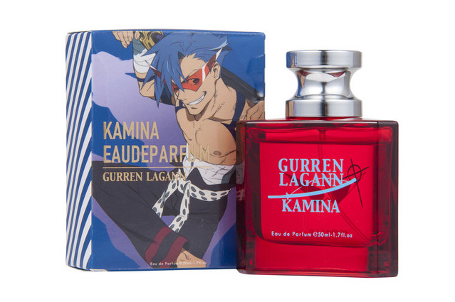 Gurren Lagann parfyme