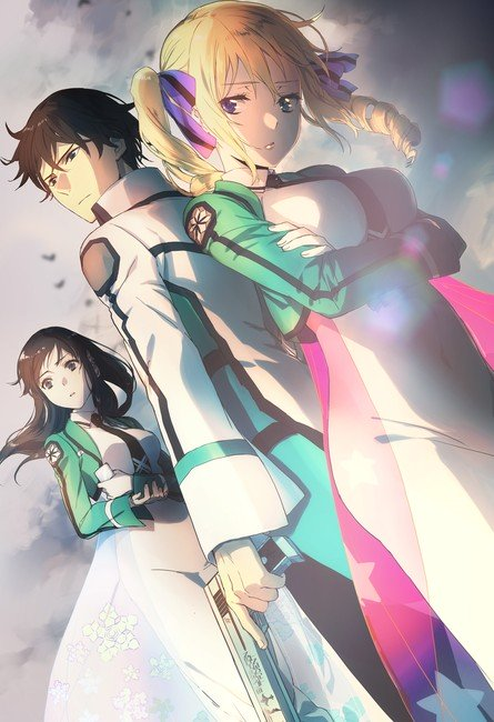 The Irregular at Magic High School anime S2 til juli