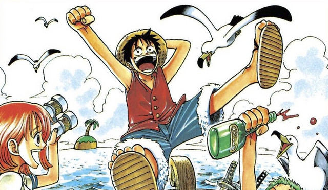 One Piece Live-Action Serie på Netflix