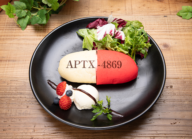 APTX-4869 Yangnyeom Chicken and Fruit Sandwich Combo